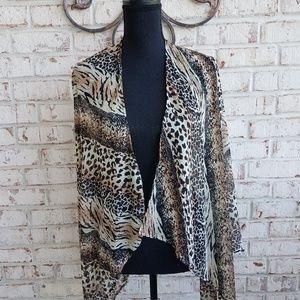 Cejon Leopard Kimono